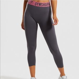 Gymshark Fit Cropped leggings